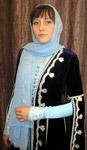 Смотреть фотографии национальных костюмов народов Северного Кавказа...