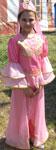 Детский азербайджанский костюм для девочки