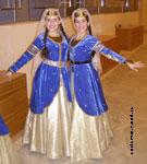 Грузинские женские костюмы