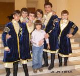 Грузинские мужские костюмы