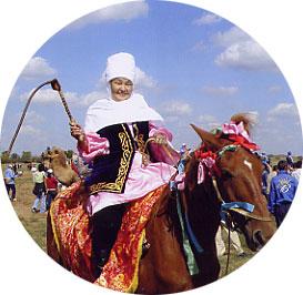 Казахские мужские костюмы  YouTube
