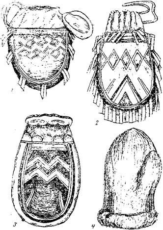 Одежда коми народа обувь головные
